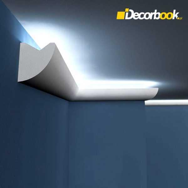 LO1 Decor System Listwa oświetleniowa LO1 Decor System