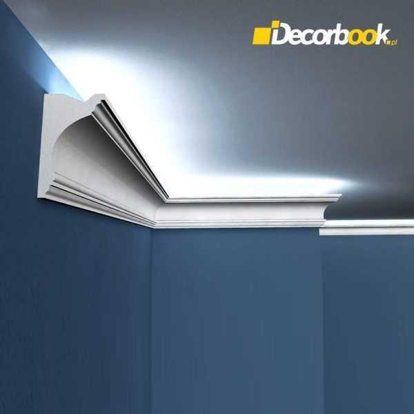 LO10 Decor System Listwa oświetleniowa LO10 Decor System