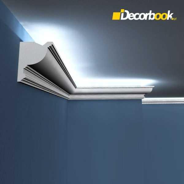 LO12 Decor System Listwa oświetleniowa LO12 Decor System