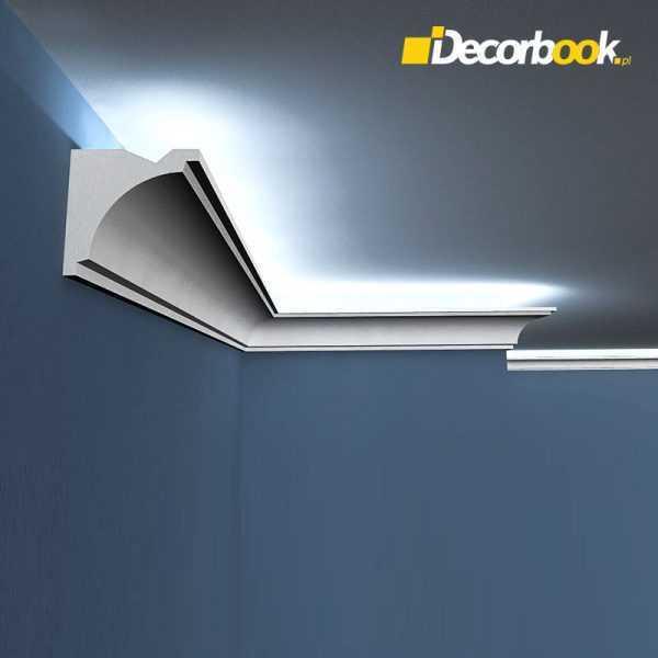 LO20 Decor System Listwa oświetleniowa LO20 Decor System