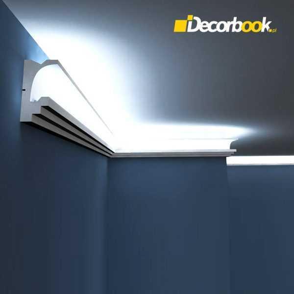 LO23 Decor System Listwa oświetleniowa LO23 Decor System