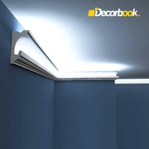 LO24 Decor System Listwa oświetleniowa LO24 Decor System