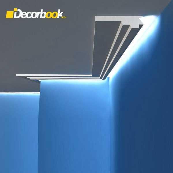 LO15 Decor System Listwa oświetleniowa LO15 Decor System