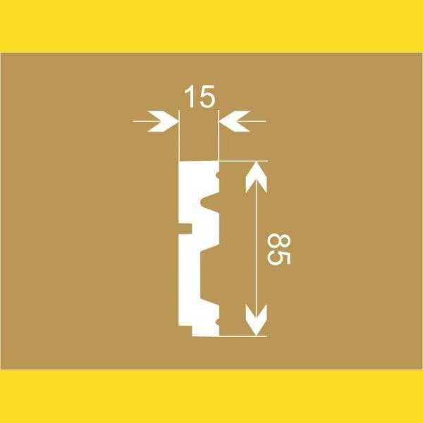 P5051 Orac Decor Listwa ścienna P5051 Orac Decor