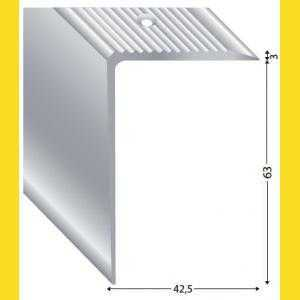 3103S Nowart Aluminiowy profil schodowy 3103S Nowart