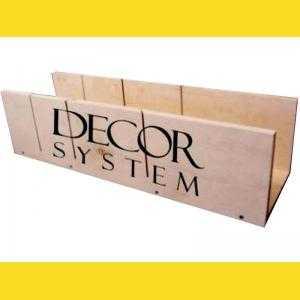 Decor System Skrzynka uciosowa do listew sufitowych Wysoka Decor System