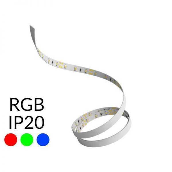 TGW053RGB Decor System TAŚMA LED 300 RGB IP 20 SMD 5050 12V Decor System