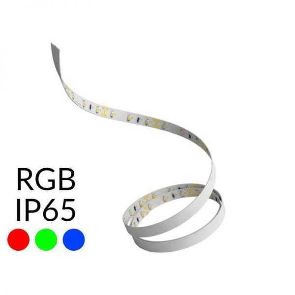 TGZ053RGB Decor System TAŚMA LED 300 RGB IP 65 SMD 5050 12V Decor System