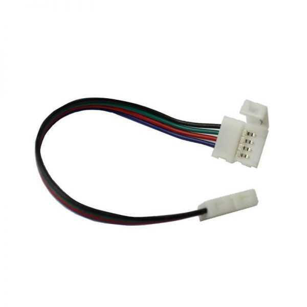 ZLA4IPK10 Decor System Złączka do taśmy LED CLICK 10mm 4 pin Decor System